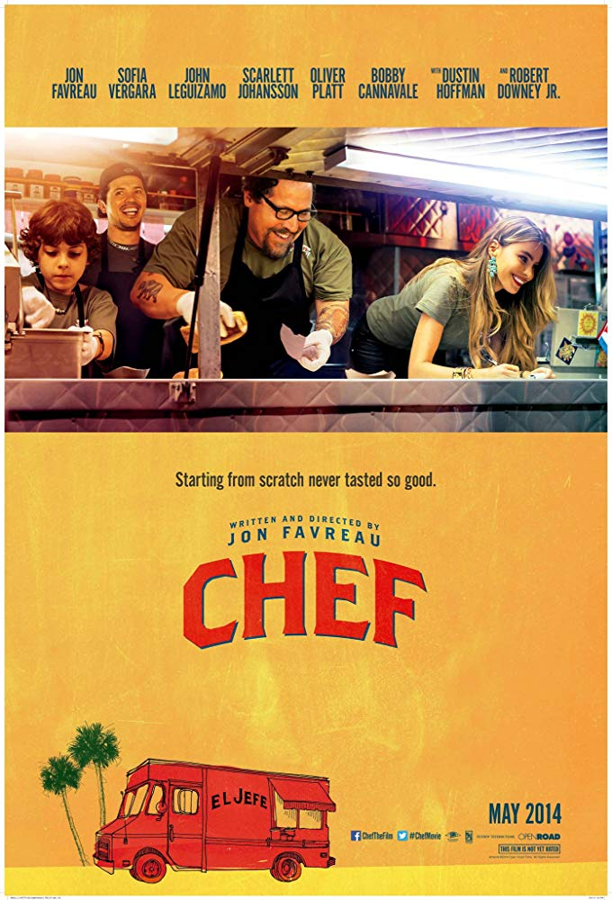 Review Film Chef