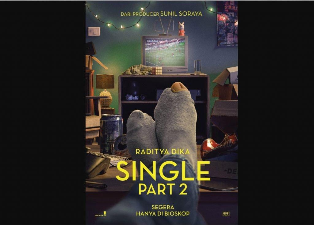Teaser Trailer Film Terbaru Raditya Dika, Single Part 2 Telah Dirilis